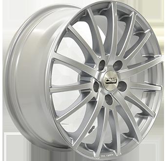 Cms C16 Silver 17x7,5 5/115 ET40 N70,2