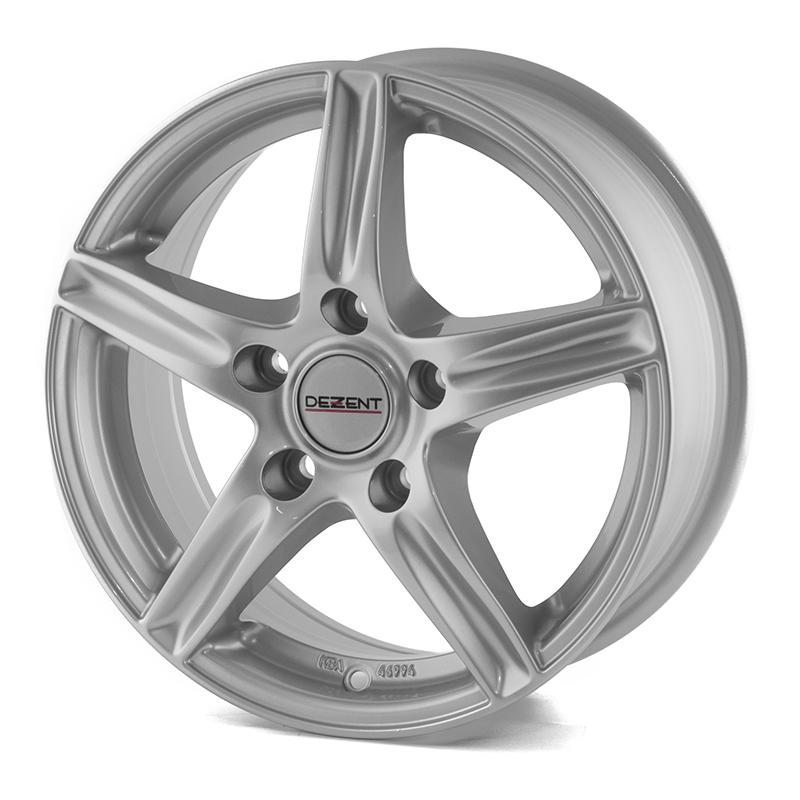 Dezent L silver 15x6,0 5/114,3 ET48 N71,6