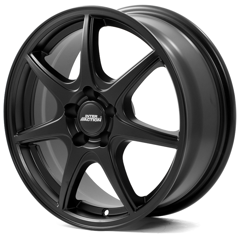 Inter Action Black Ice 15x6,0 5/108 ET45 N63,4