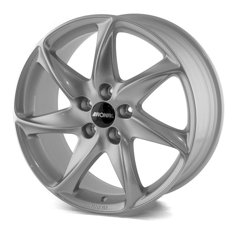 Ronal R51 Hyper Silver 16x7,0 4/98 ET35 N68,0