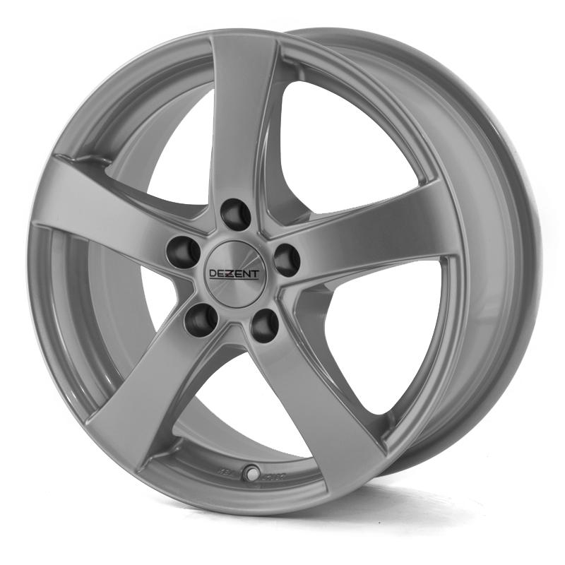 Dezent RE Silver 16x6,5 5/105 ET38 N56,6