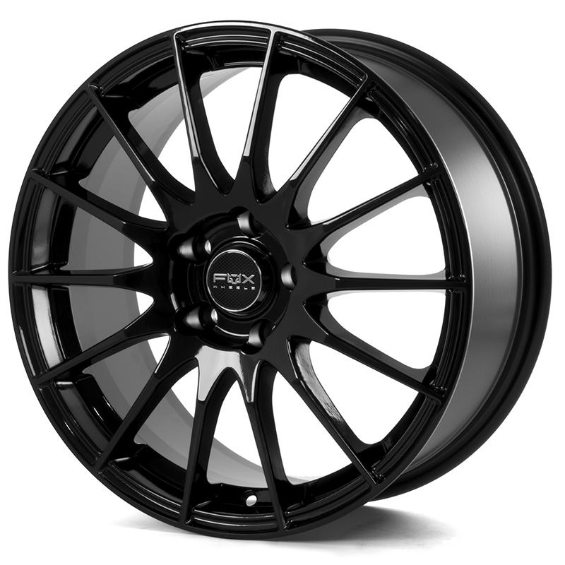 Fox FX-4 Black 15x6,5 4/98 ET35 N73,1