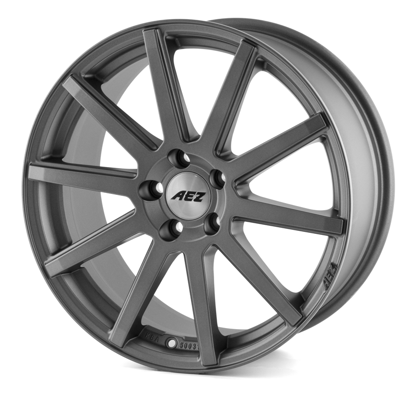 AEZ Straight Dark 17x7,5 5/108 ET48 N70,1