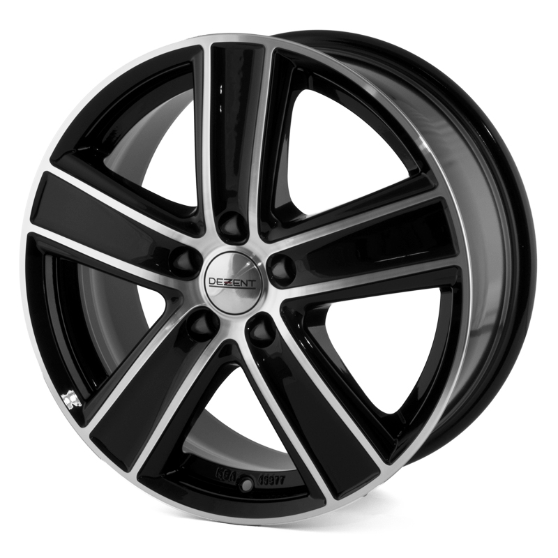Dezent TH Dark 17x7,5 5/130 ET55 N71,6